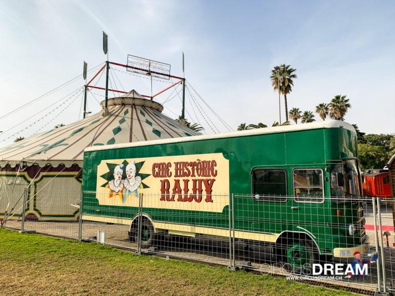 Circ Històric Raluy - Barcelona (ESP) 2020