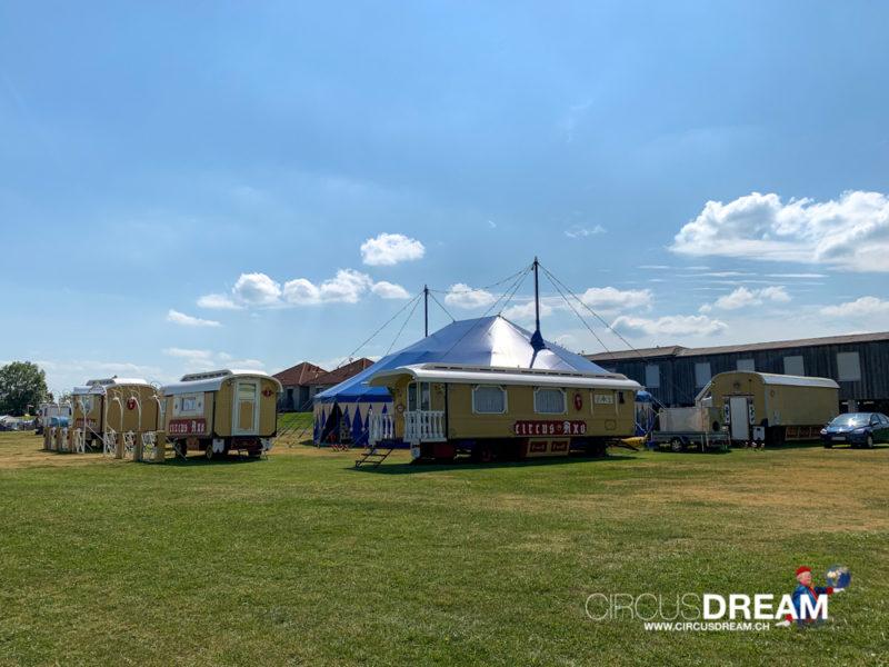 Circus Axo - Sandstrand / Schillig (D) 2019