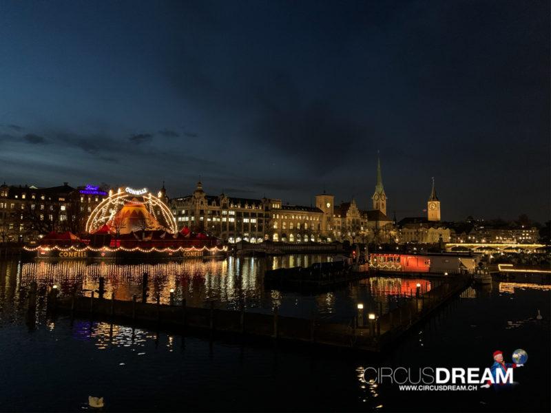 Circus Conelli (Das Original) - Zürich ZH 2019