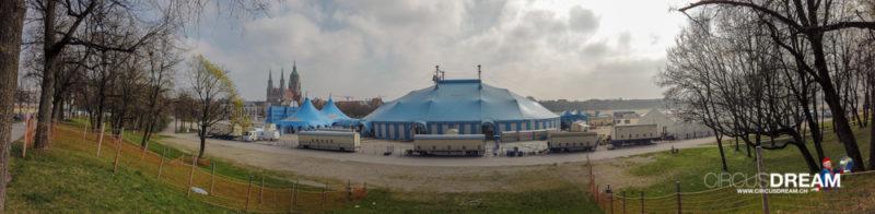 Circus Krone (Mandana - Circuskunst neu geträumt) - München (D