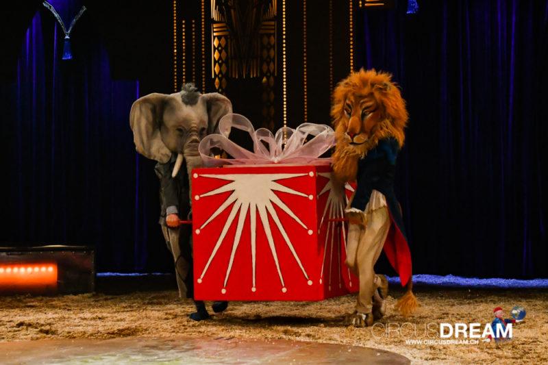 Circus Krone (Mandana) - München (D) 2019