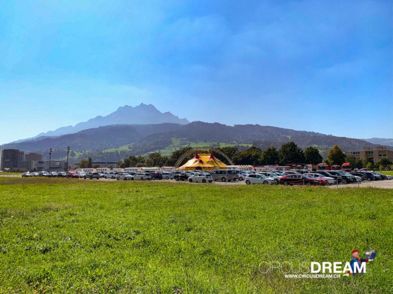 Circus Monti ( Jour de fête) - Luzern LU 2019