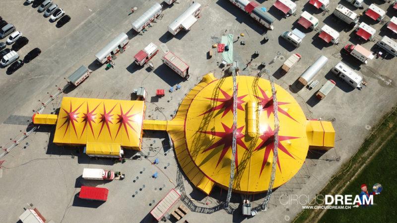 Circus Monti (Jour de fête) - Luzern  LU 2019