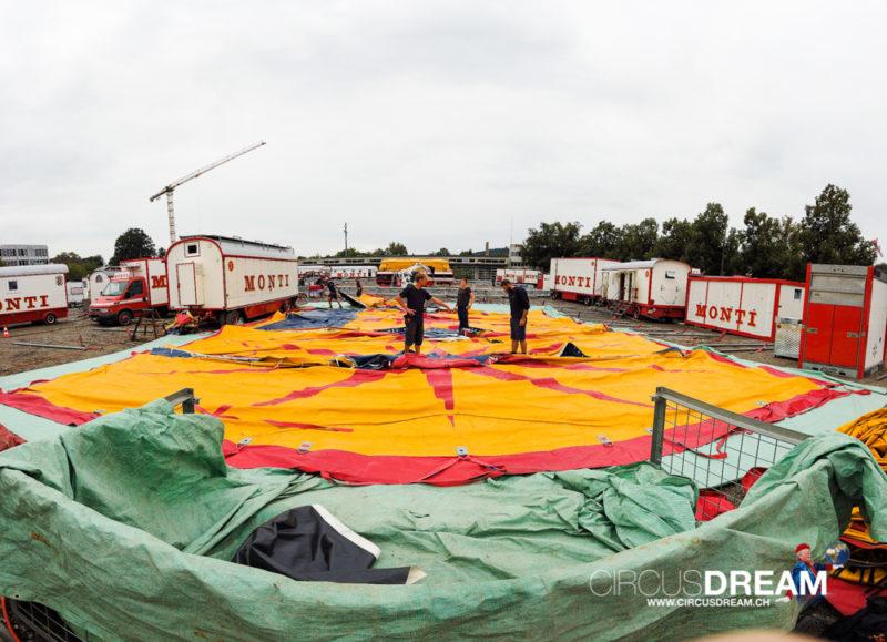 Circus Monti (Jour de fête) - Winterthur ZH 2019