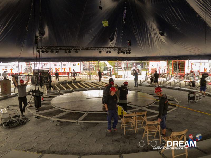 Circus Monti (Jour de fête) - Winterthur ZH 20192019