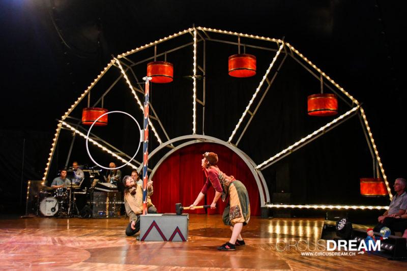 Circus Monti (Jour de fête) - Wohlen AG 2019