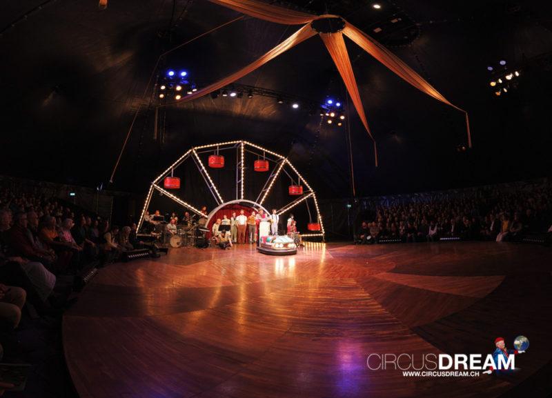 Circus Monti (Jour de fête) - Zürich ZH 2019
