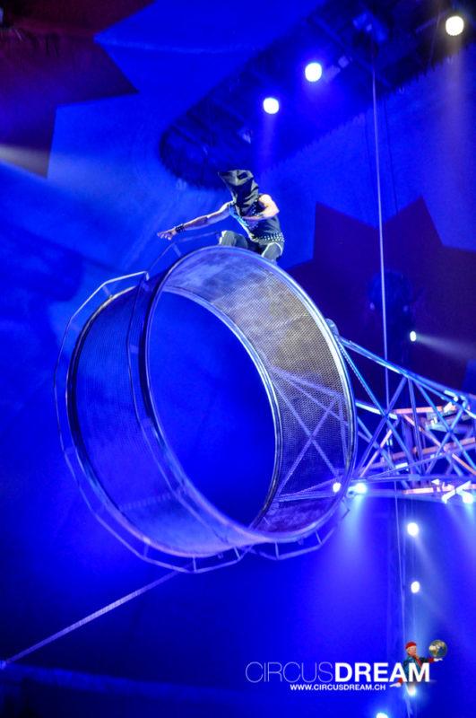 Circus Nock  - Wiesendangen ZH 2013