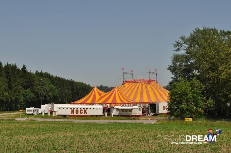 Circus Nock (Nostalgie) - Wiesendangen ZH 2013