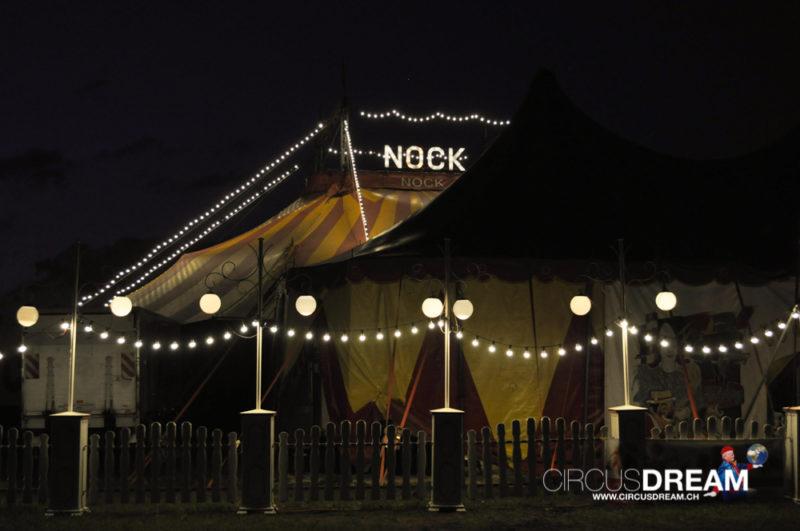 Circus Nock (Nostalgie) :: Wiesendangen ZH 2013 :: Der Zirkus