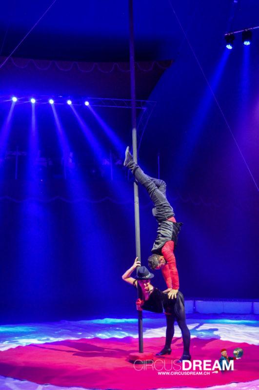 Circus Nock - Schaffhausen SH 2016