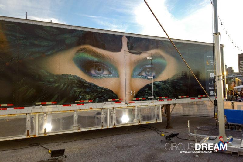 Cirque du Soleil (ALEGRIA - IN A NEW LIGHT)  -  Montreal 2019