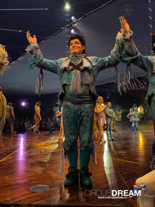 Cirque du Soleil (ALEGRIA - IN A NEW LIGHT)  -  Montreal (CAN) 2