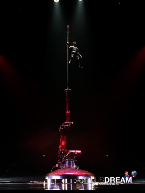 Cirque du Soleil (MESSI 10) - Barcelona (ESP) 2019