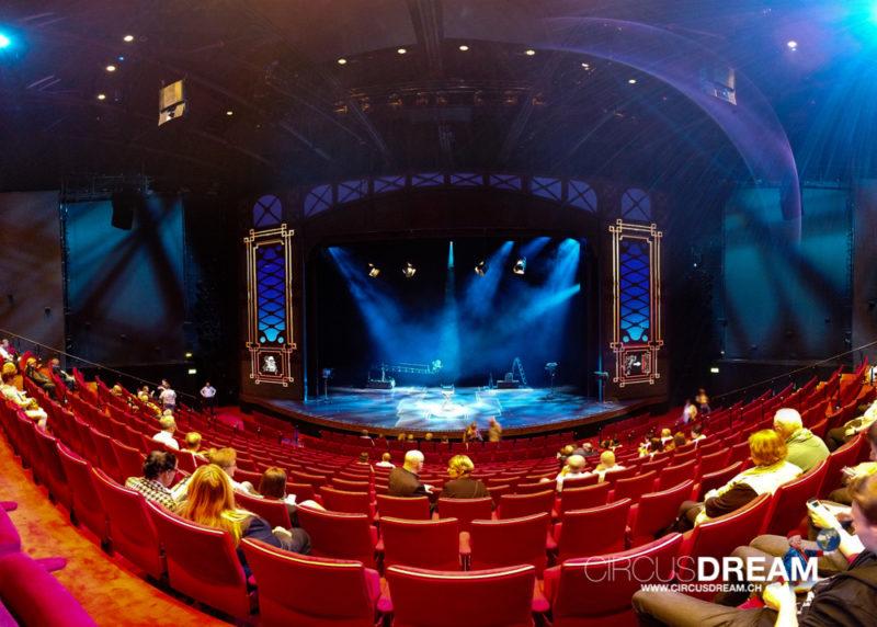Cirque du Soleil (PARAMOUR - Das Musical) - Hamburg (D) 2019