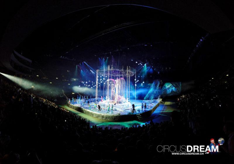 Cirque du Soleil (TORUK - The First Flight) - Zürich ZH 2019