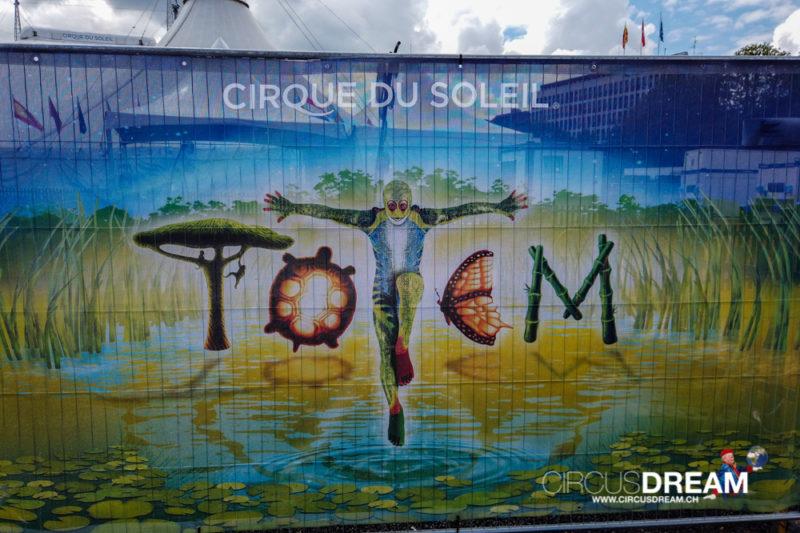 Cirque du Soleil (TOTEM)  - Genève GE 2019
