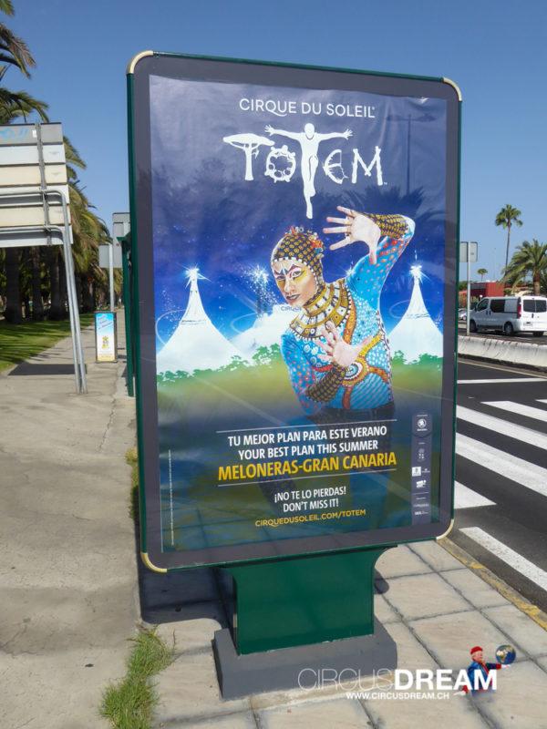 Cirque du Soleil (TOTEM) - Gran Canaria (ESP) 2019