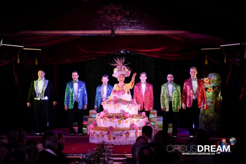 Clowns & Kalorien (20 Jahre) - Winterthur 2019/2020