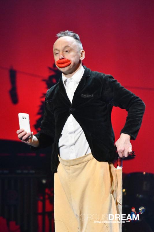 Clowns - Kunst des Lachens 2019