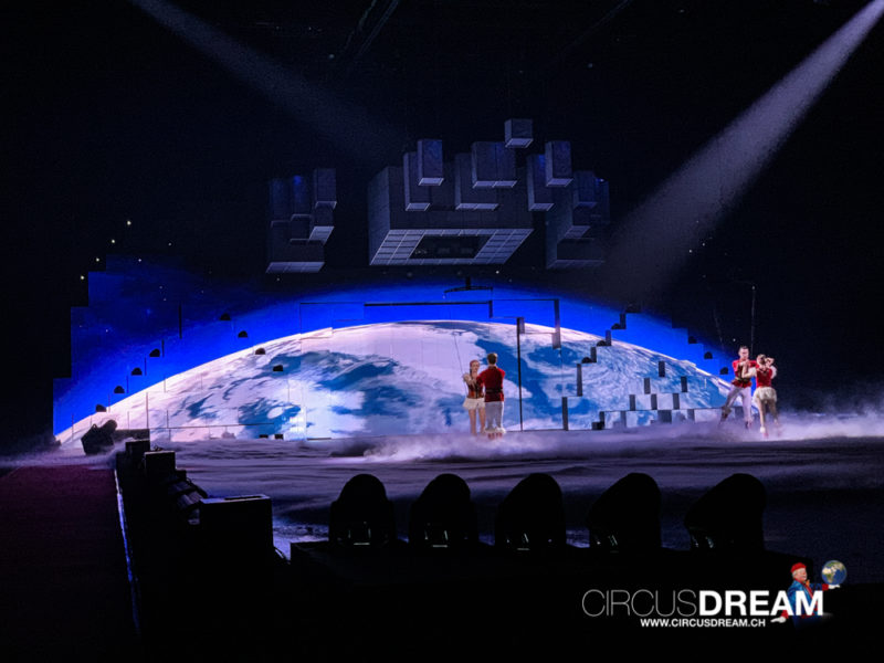 Holiday on Ice (SUPERNOVA) - Hamburg (D) 2020