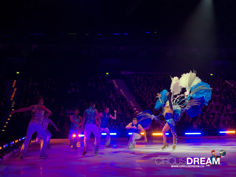 Holiday on Ice (Showtime) - Hamburg (D) 2019