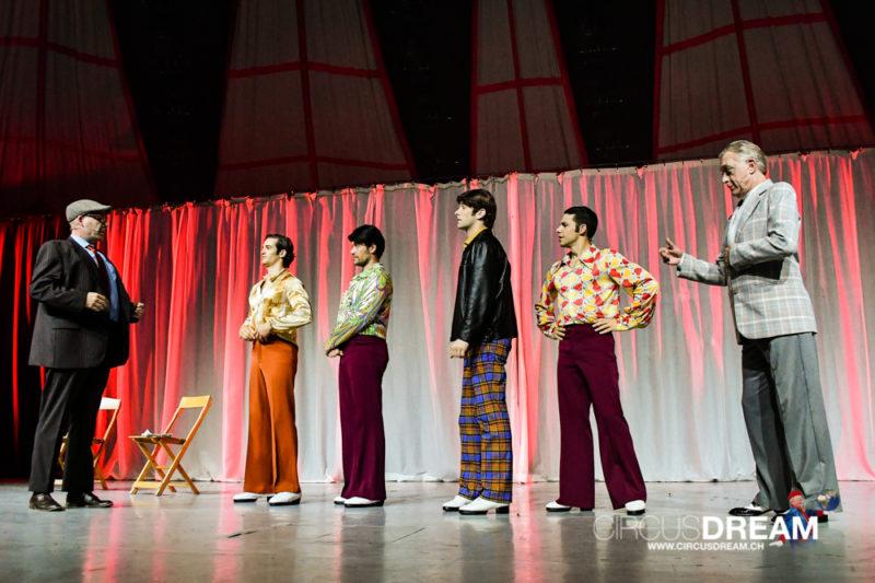 KNIE - Das Circus Musical - Bern BE 2019