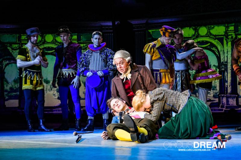 Knie - Das Circus Musical - Dübendorf ZH 2019