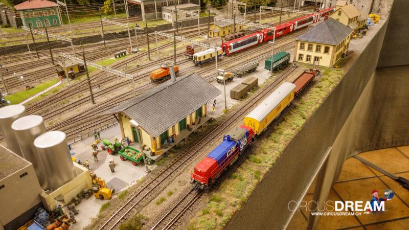 Miniatur Wunderland - Hamburg (D) 2019