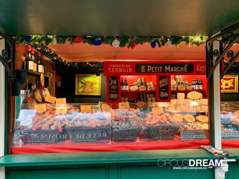Roncallis historischer Weihnachtsmarkt - Hamburg (D) 2019