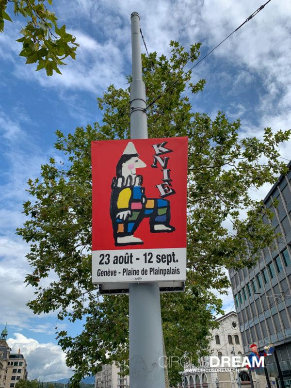 Schweizer National-Circus Knie (100 Jahre) - Genève GE 2019