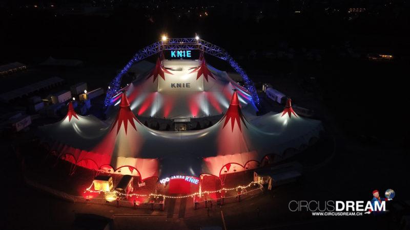 Schweizer National-Circus Knie (100 Jahre) - Luzern LU 2019