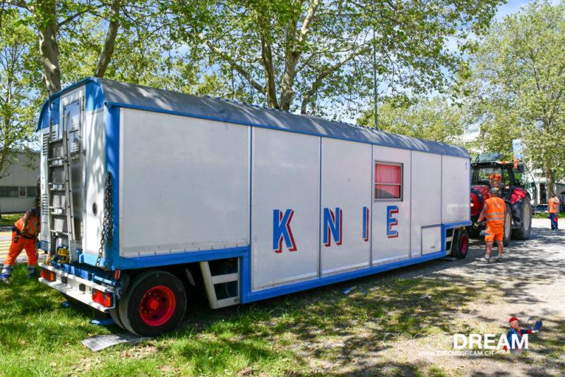 Schweizer National-Circus Knie (100 Jahre) - Wettingen AG 2019
