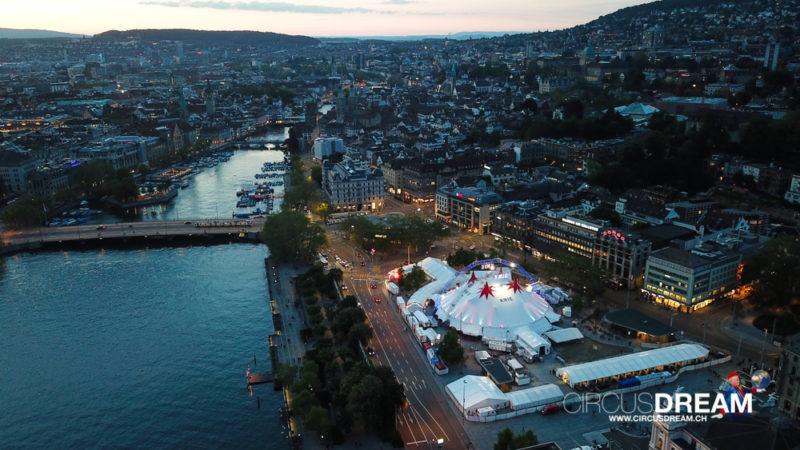 Schweizer National-Circus Knie (100 Jahre) - Zürich ZH 2019