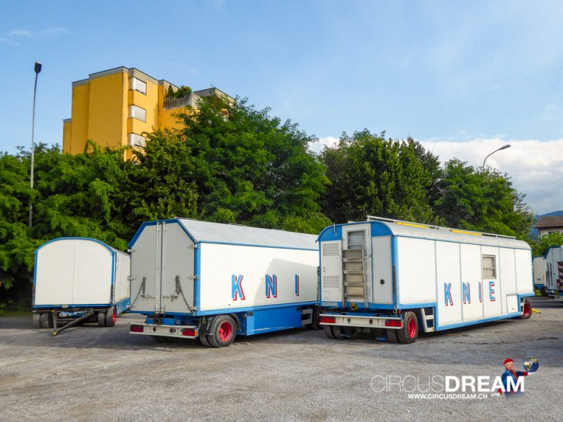 Circus Knie - Rapperswil-Jona SG 2020
