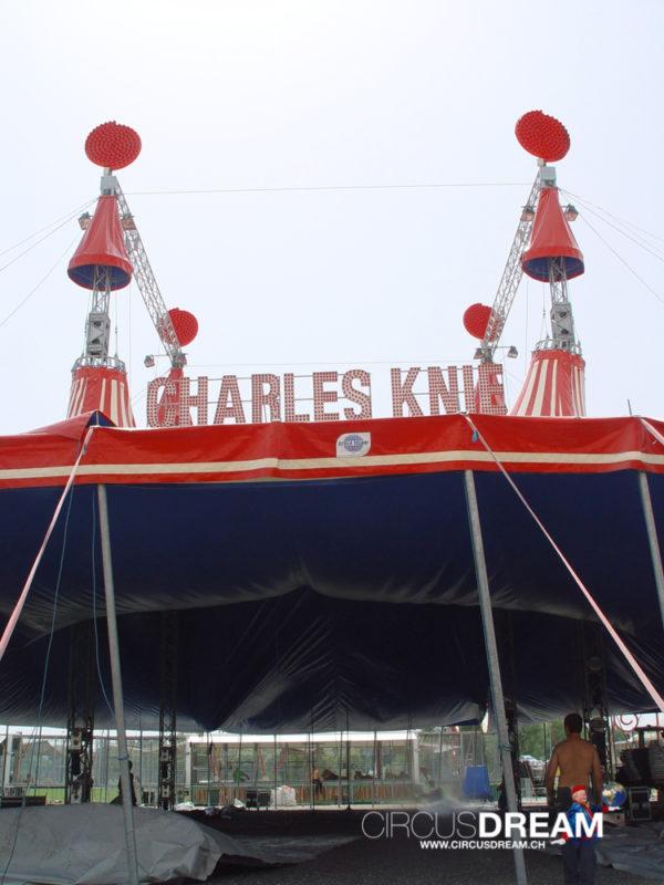 Zirkus Charles Knie - Konstanz (D) 2009