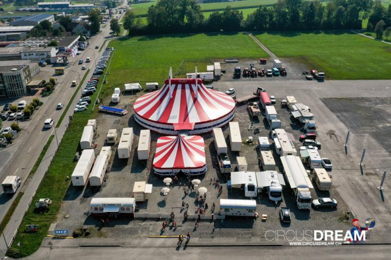Zirkus Stey - Altstätten SG 2020
