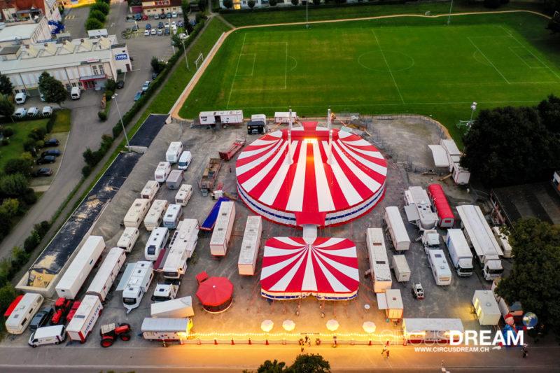 Zirkus Stey - Amriswil TG 2020
