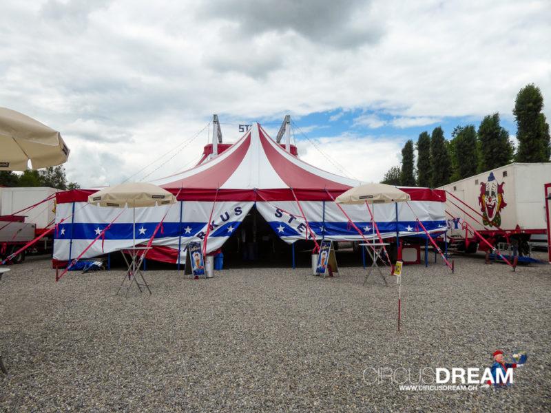 Zirkus Stey - Bülach ZH 2020