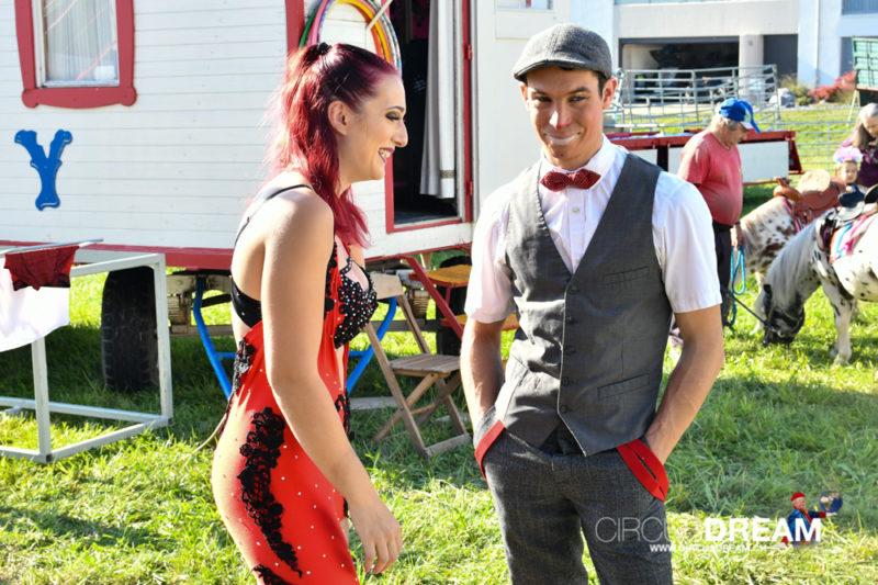 Zirkus Stey - Diessenhofen TG 2020
