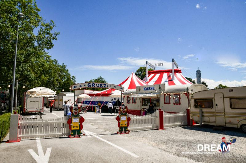 Zirkus Stey - Dübendorf ZH 2020