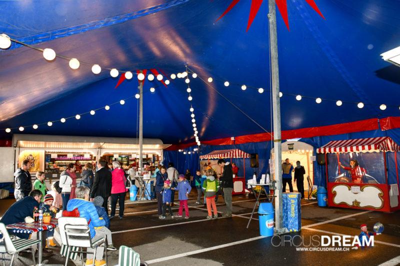 Zirkus Stey - Frauenfeld TG 2020