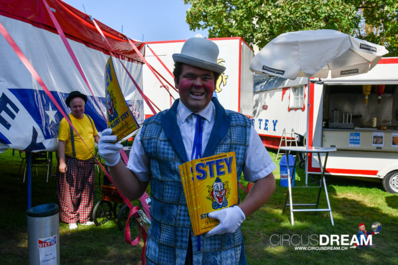 Zirkus Stey - Goldach SG 2020