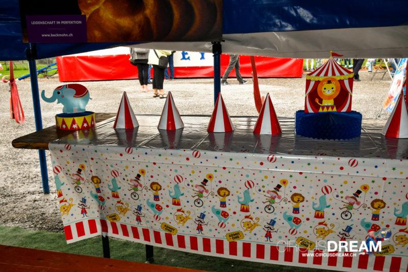 Zirkus Stey - Kreuzlingen TG 2020