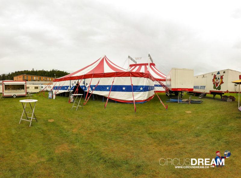 Zirkus Stey - Neftenbach ZH 2020