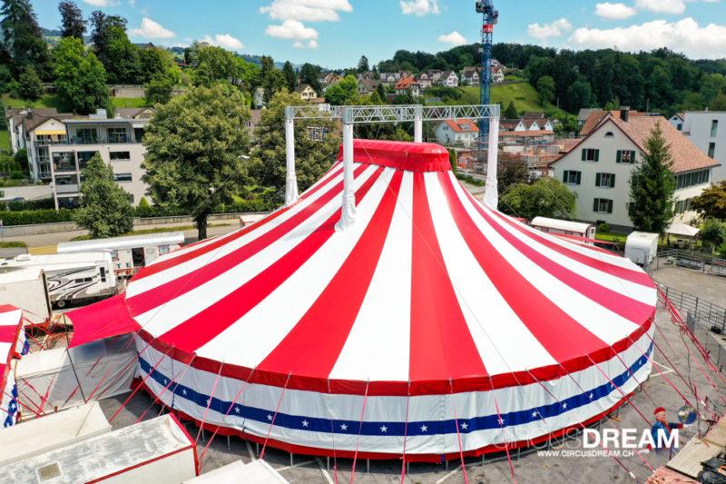 Zirkus Stey - Rüti ZH 2020