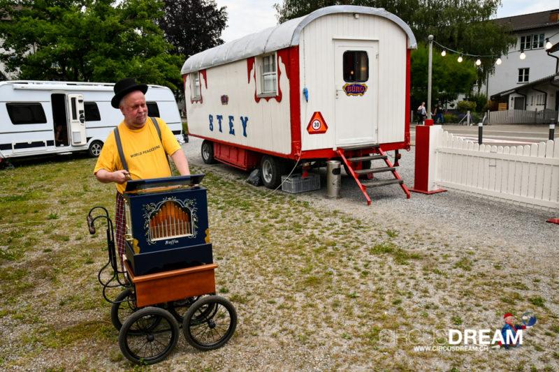 Zirkus Stey - Uster ZH 2020