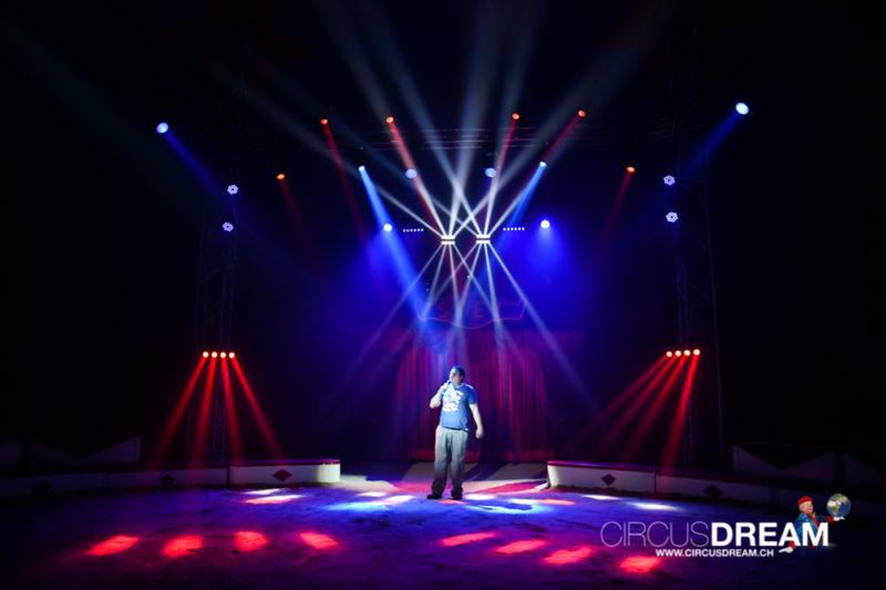 Zirkus Stey - Volketswil ZH 2020