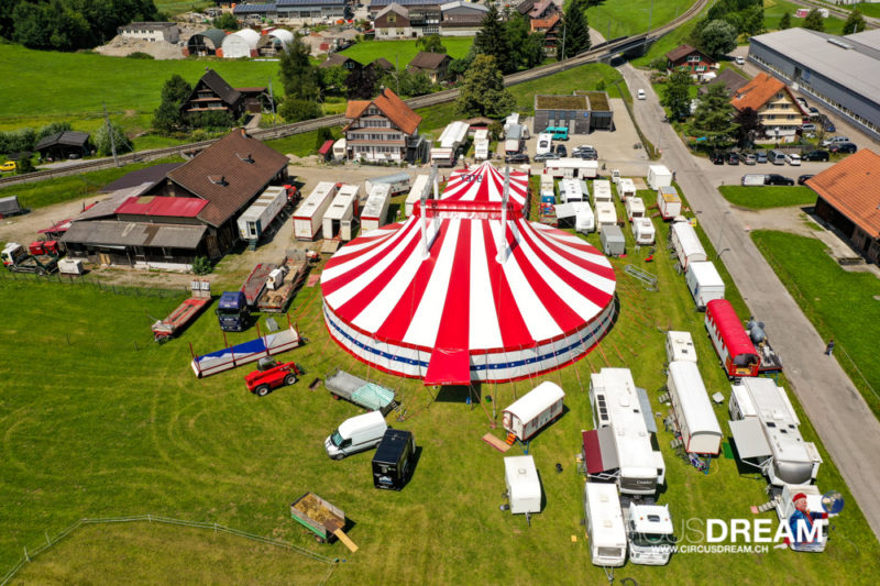 Zirkus Stey - Wattwil SG 2020