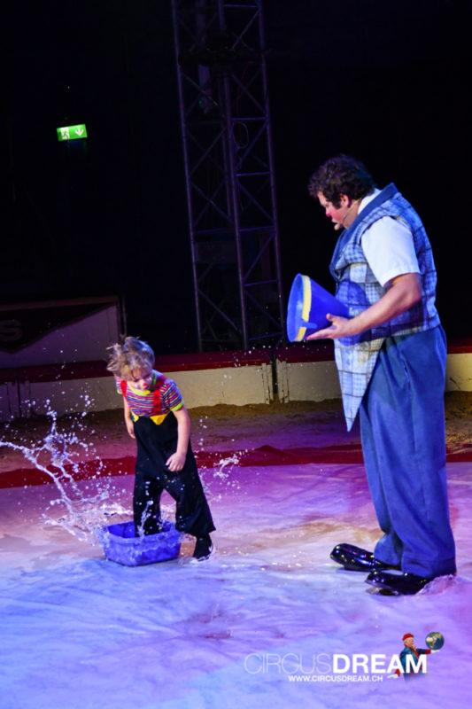 Zirkus Stey - Wil SG 2020